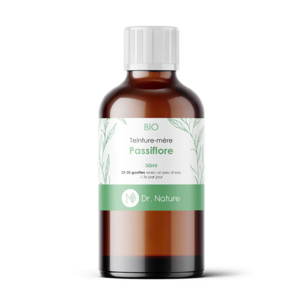 teinture-mère passiflore 50ml Dr-Nature