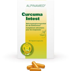 Curcuma Intest, Alpinamed®, 60 capsules