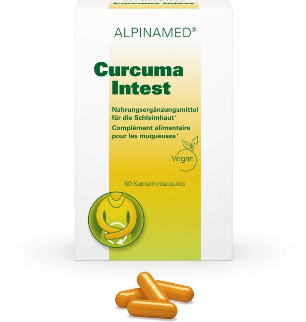 Curcuma Intest, Alpinamed®, 60 capsules